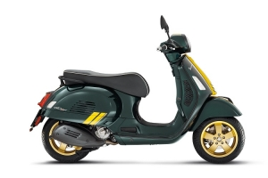 VESPA 125 GTS SUPER RACING SIXTIES E5